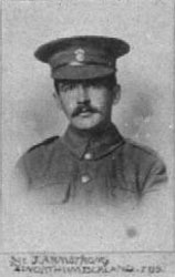 Pte J Armstrong