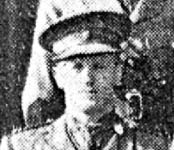 2nd Lt Guy Laing Bradley
