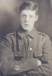 Pte G. Brown