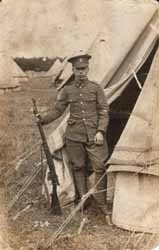 Pte J.H. Maughan