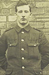 Pte M. Thirlwell