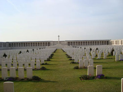 Pozieres Memorial, Somme