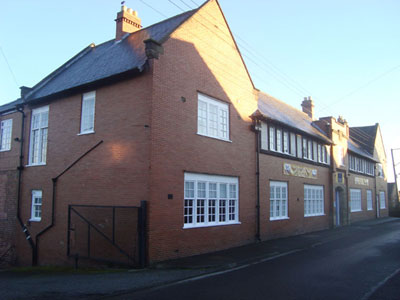 Prudhoe Drill Hall